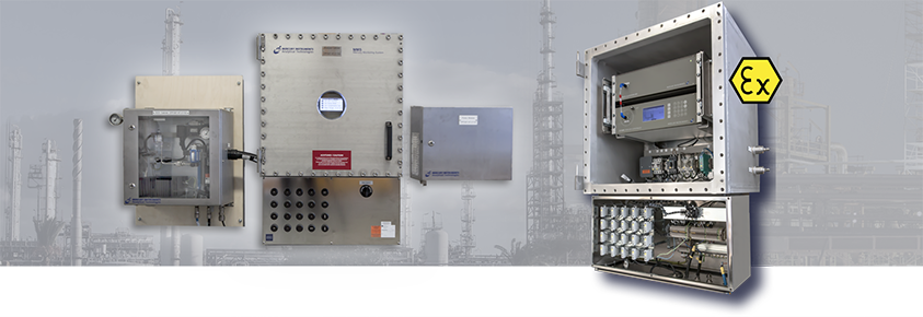 Customized MMS-NG in explosion-proof enclosure in Algeria